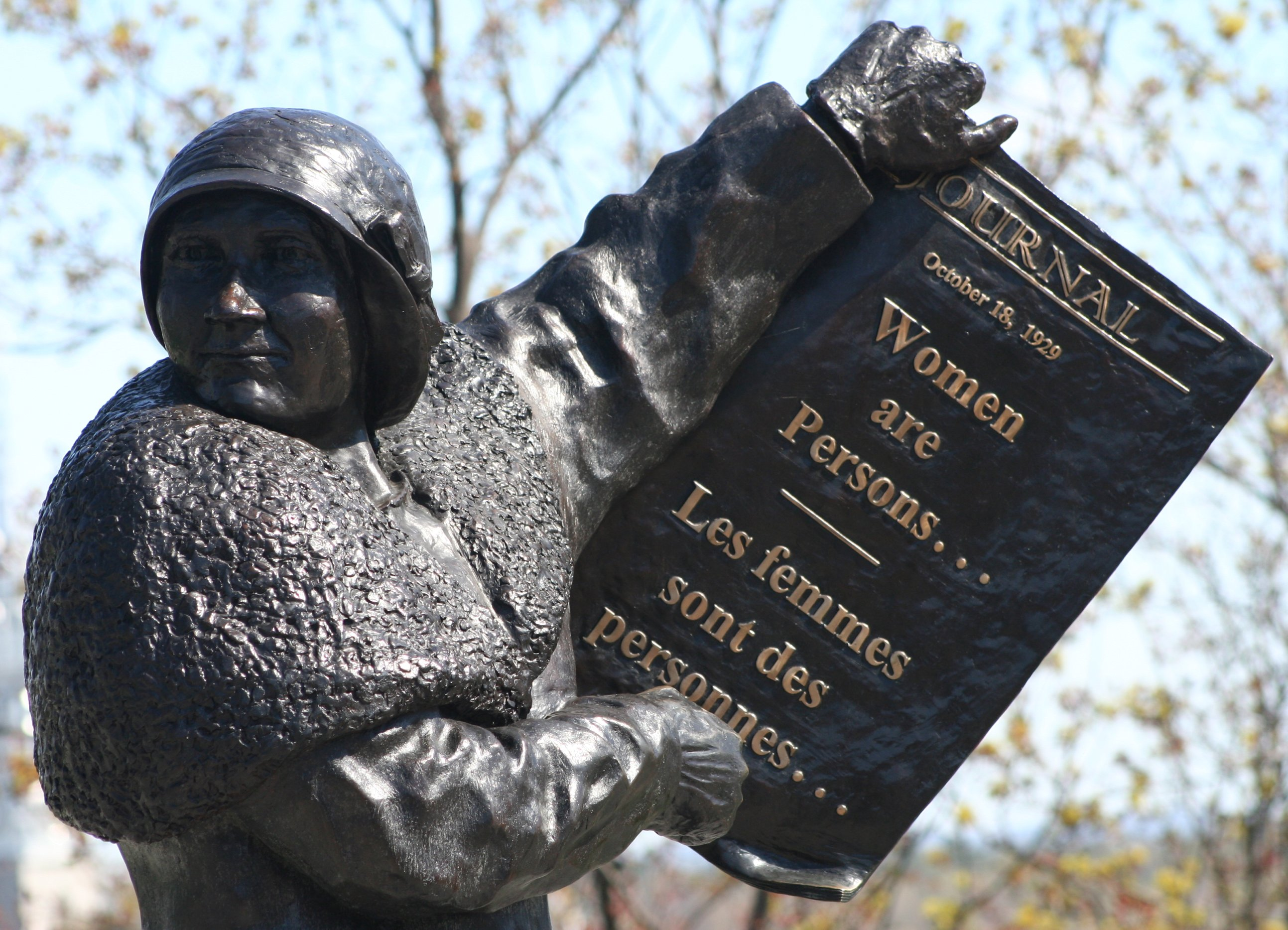 emily murphys significance in canadian history Emily murphy should be celebrated for her accomplishments and how they changed canadian society for the better, not reviled for her shortcomings.