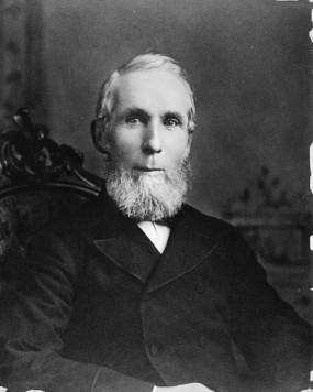 Alexander Mackenzie.