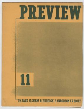 Preview Magazine, February 1942.