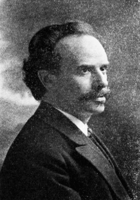 Franz Boas, 1908. Photographer unknown.