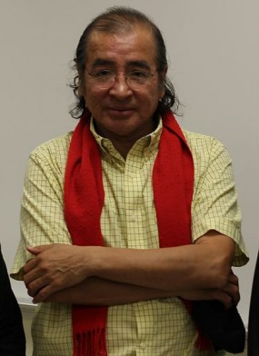 Tomson Highway, Oct. 2011.