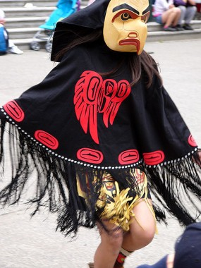 Vancouver First Nations Exhibition, 23 June 2008.