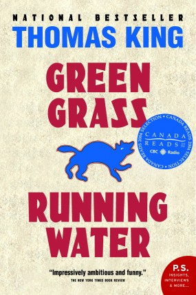 Green Grass, Running Water (1993) by Thomas King