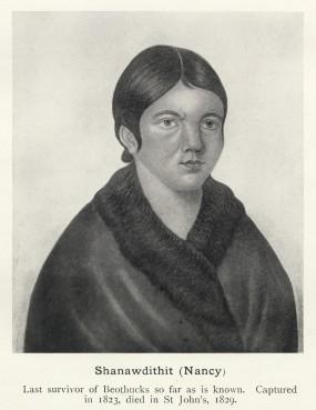 Shanawdithit (ca. 1800–1829)