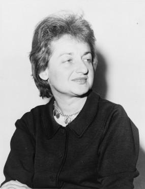 Betty Friedan, 1960