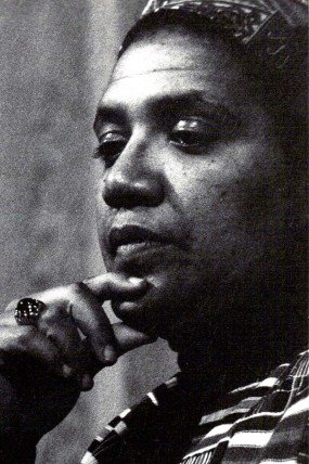 Audre Lorde, 1980