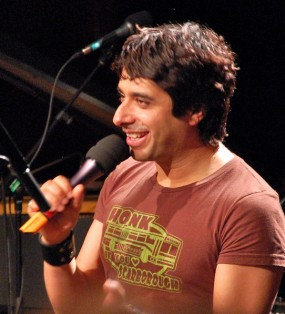 Jian Ghomeshi, host of CBC's Canada Reads since 2008