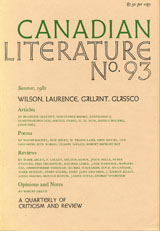 Cover of CanLit 93