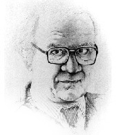 Drawing of George Woodock