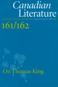 Cover of CanLit 161/162